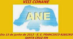 VIII CONANE/RN