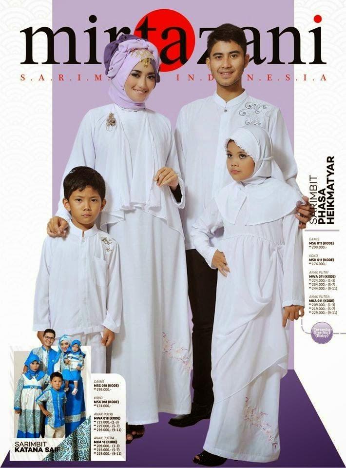 Model Baju Lebaran Tahun 2015 Model Baju Lebaran Keluarga
