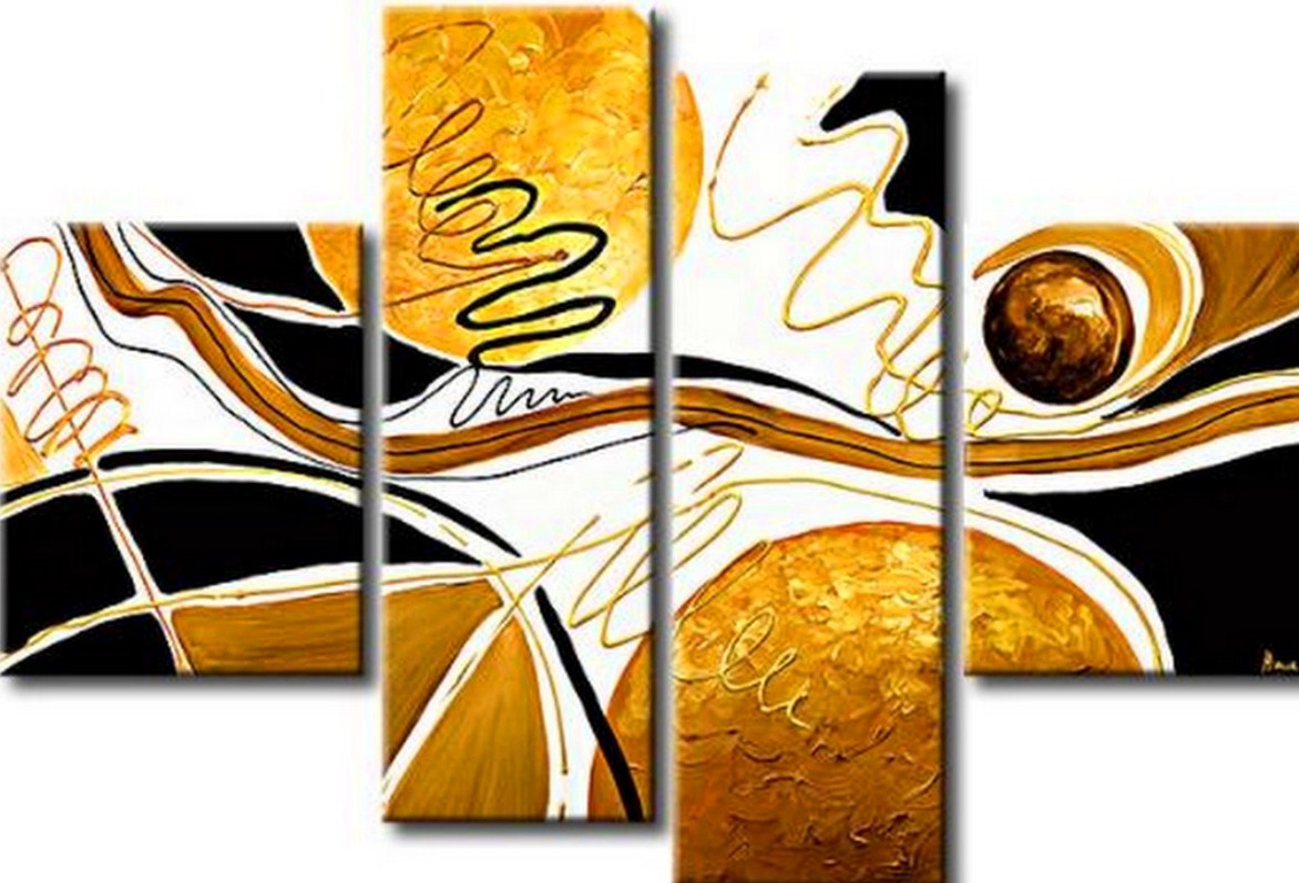 Cuadros pinturas oleos cuadros modernos decorativos for Imagenes de cuadros abstractos modernos para sala