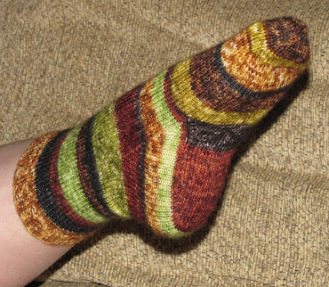 Odd Socks Pattern