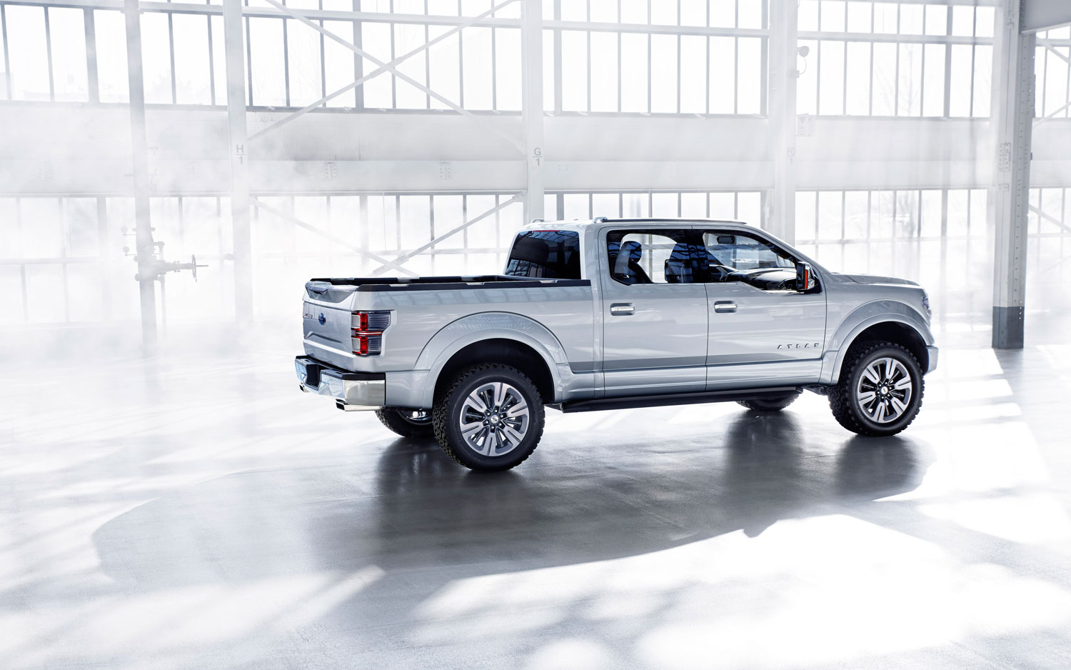 2013 Ford Atlas Concept | Cars Sketches