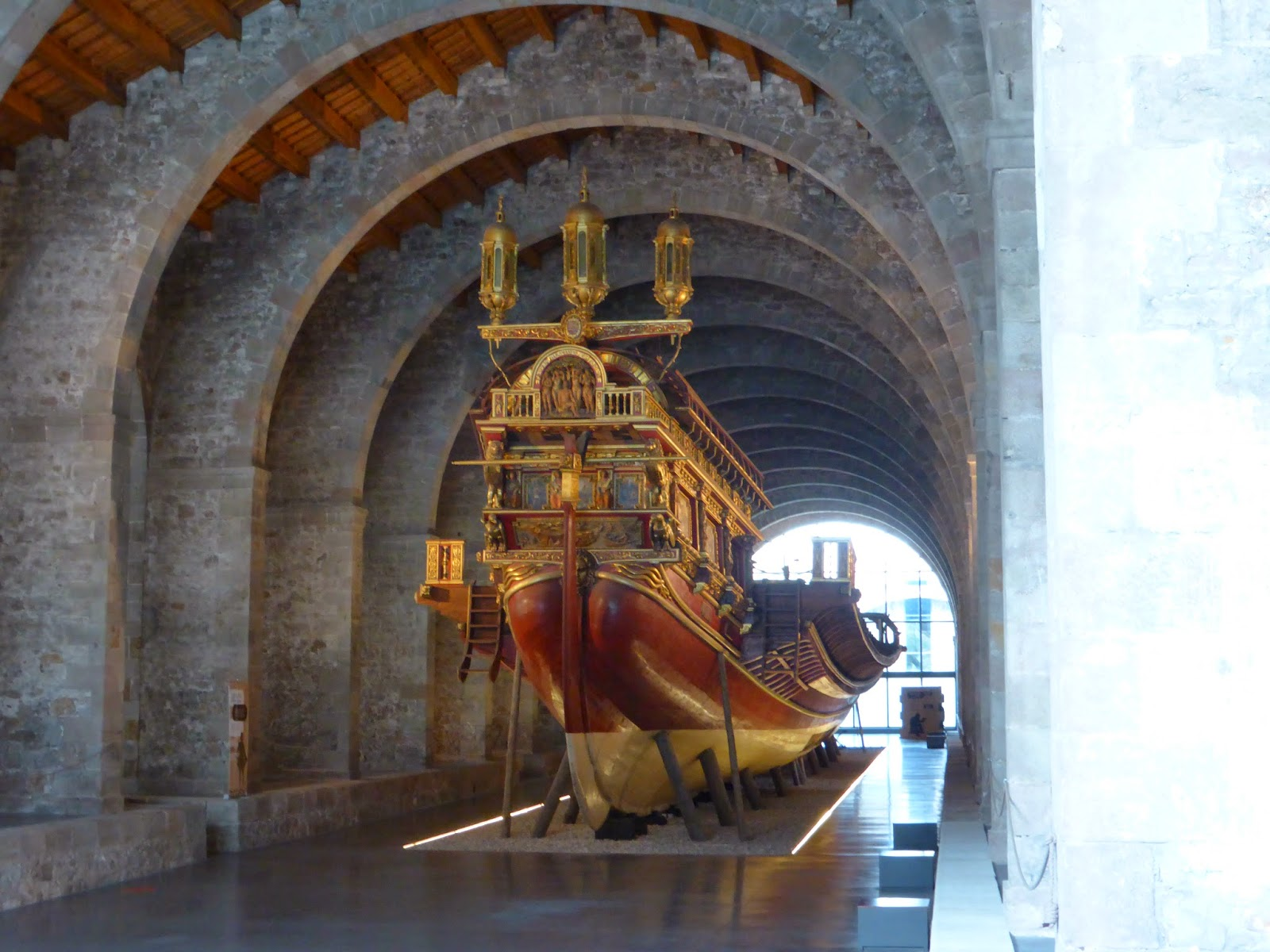 Barcelona Museu Maritim