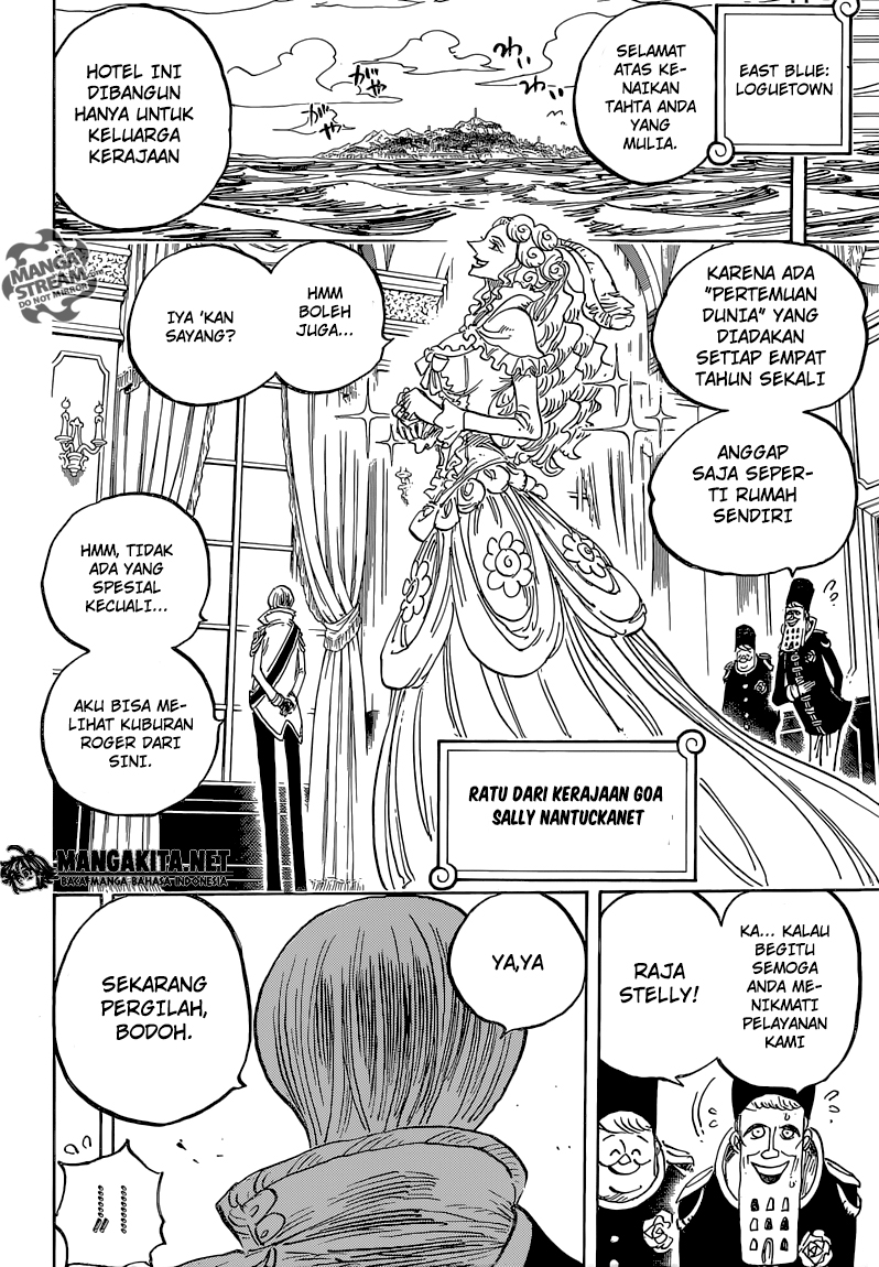 One Piece Chapter 823-8