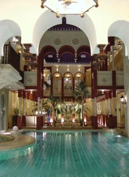 Morocco house jakarta wedding