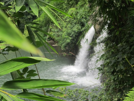 Bunga Falls Nagcarlan Laguna, NAGCARLAN FALLS, falls in nagcarlan