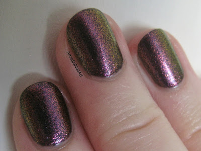 Stargazer 307 Orly Space Cadet Swatch