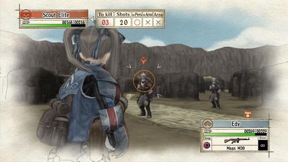valkyria chronicles pc screenshot gameplay www.ovagames.com 9 Valkyria Chronicles (PC/MULTI2) RiP Version