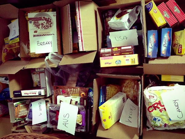 BlogAKTION - 12 Monate, 12 glutenfreie Kisten