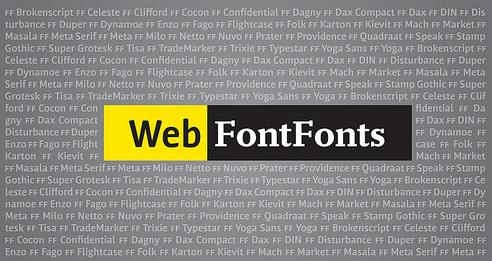 Adding Google web fonts to Blogger