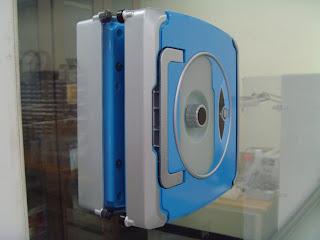 Cam Silme Robotu