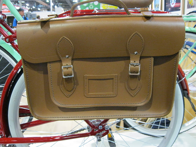 Panniers For Bikes Leather Leather Bobbin Pannier