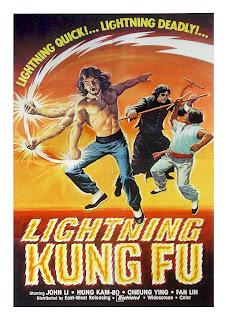 Lightning Kung Fu Movie Poster