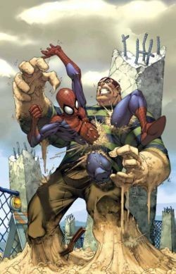 Spidey vs Sandman spider man villains 4304411 250 389%255B1%255D Related to: kelly ripa