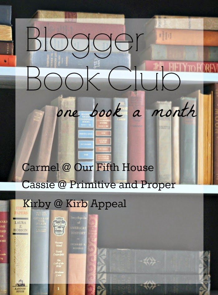 blogger book club