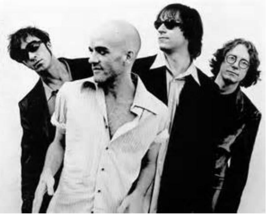 alternative rock band REM