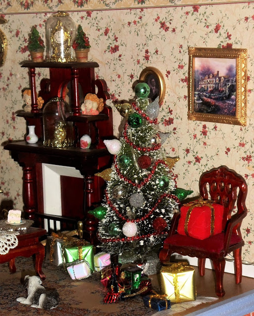Christmas at Nelson Crest, Christmas Home Tour, 2016