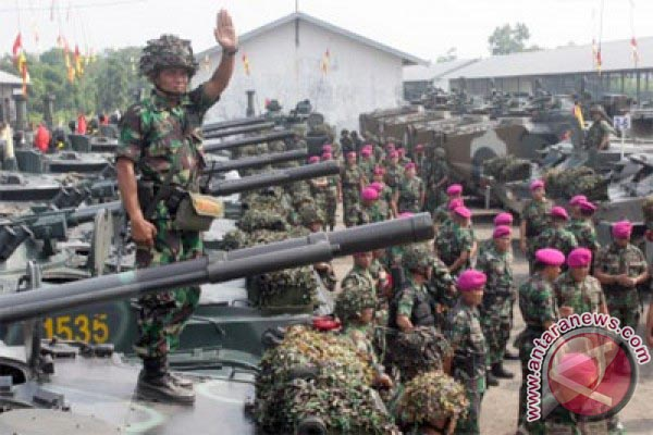 Militer Indonesia Disegani di Dunia