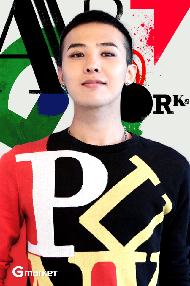 G-Dragon  Photos - Page 2 Gmarket_GD_collaboration_design03_iphone