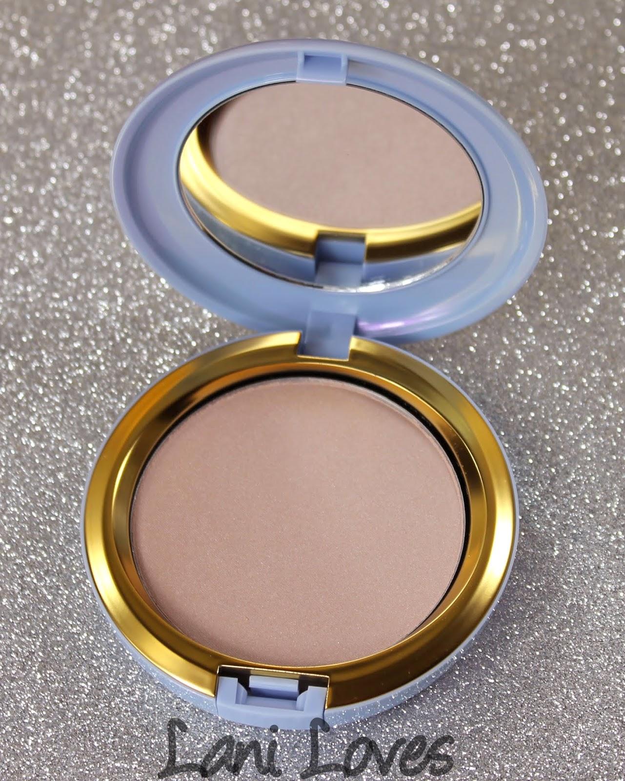 MAC Monday: Cinderella - Mystery Princess Beauty Powder Swatches & Review