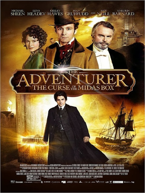Lời Nguyền Chiếc Hộp Midas - The Adventurer: The Curse Of The Midas Box (2013)