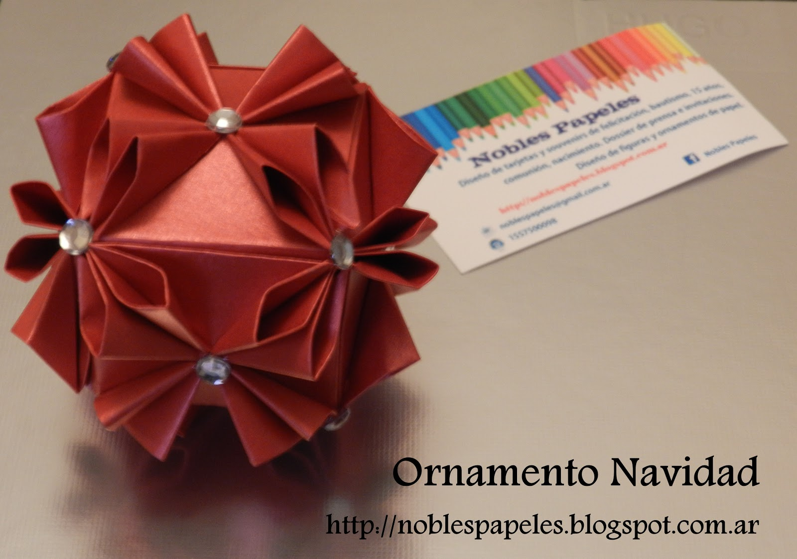 Nobles papeles ornamentos de navidad - Ornamentos de navidad ...