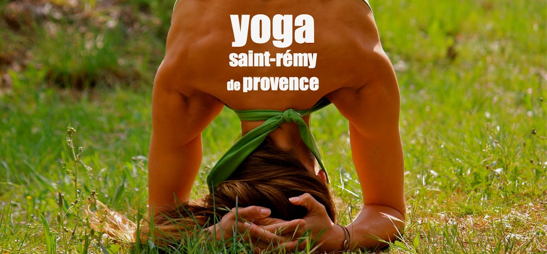 Yoga Saint-Rémy-de-Provence // Eygalières // Alpilles