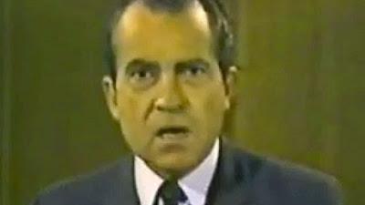 Richard Nixon on Rowan & Martin's Laugh-In