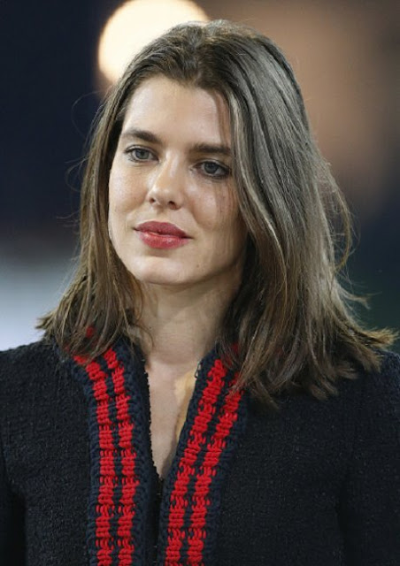 Charlotte Casiraghi Attended 'AMADE' Charity Gala In Paris