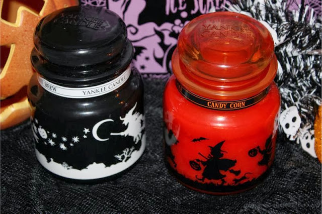 Yankee Halloween Candles 2013