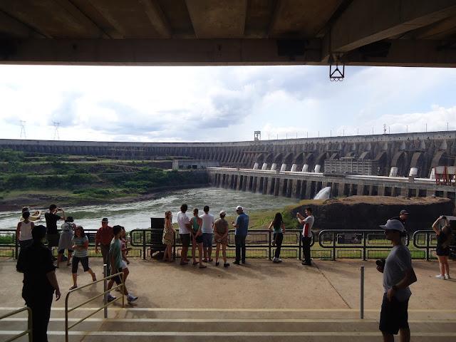 Usina Hidrelétrica de Itaupu, Foz do Iguaçu