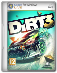 DiRT+3+%25E2%2580%2593+PC DiRT 3  PC Game