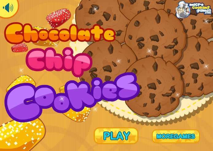 Unblocked Game : Chocolate Chip Cookies 2