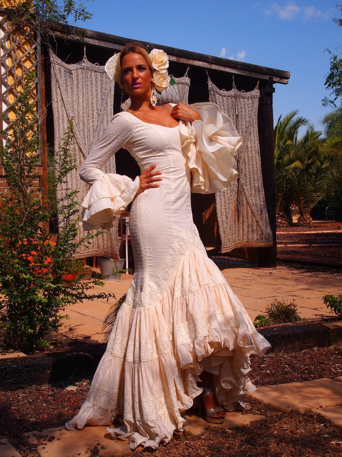 Peinados De Novia Flamenca - Vestidos de novia flamencos El estilo flamenco en las