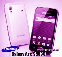Harga baru dan bekas  Samsung Galaxy Ace