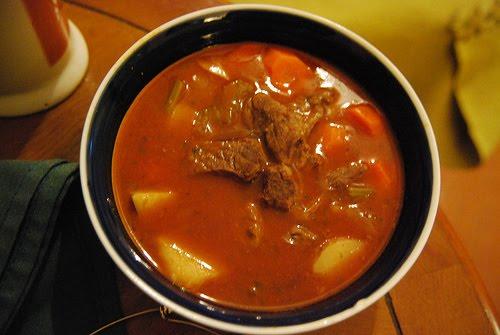 Recipe Safari: Banana and Coconut Beef Stew