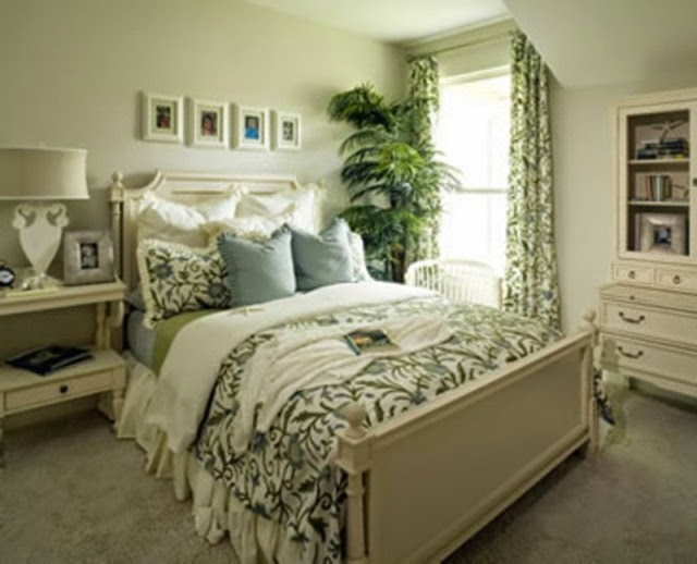 vintage paint colors for bedrooms