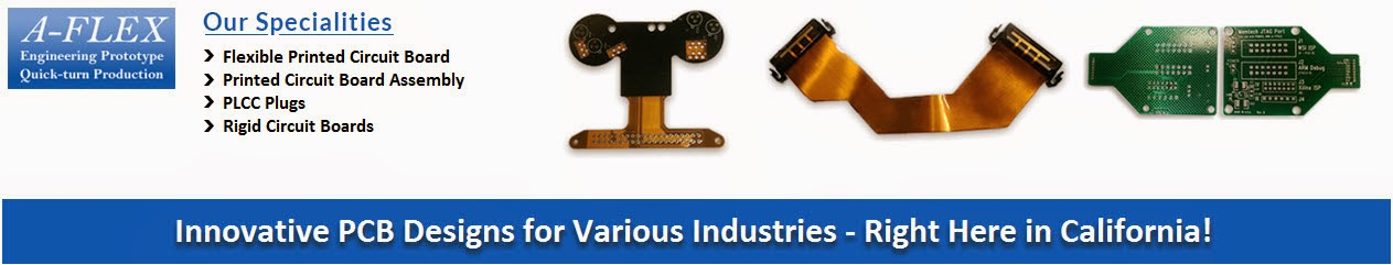 A-Flex Inc - PCB Manufacturer in California