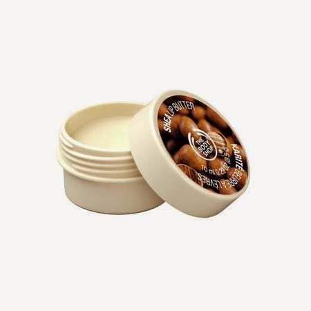 The Body Shop Shea Lip Butter £4