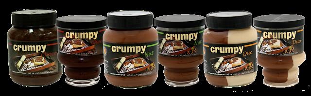 Crumpy: Belgian Chocolate Spreads