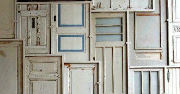 Decorar con puertas antiguas vintage home style for Puertas vintage