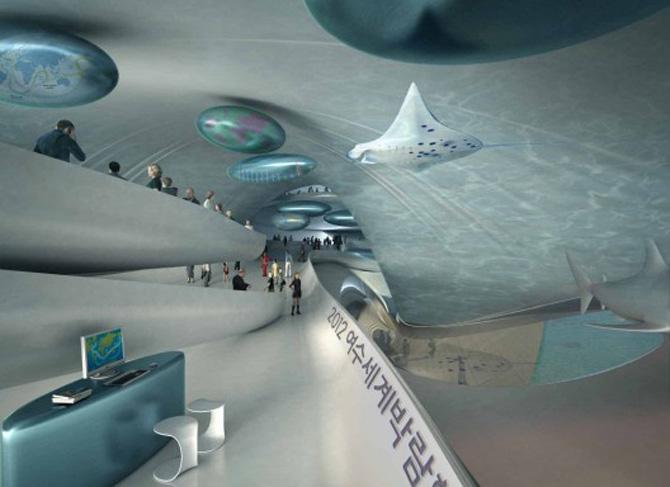 Futuristic Architecture Concept