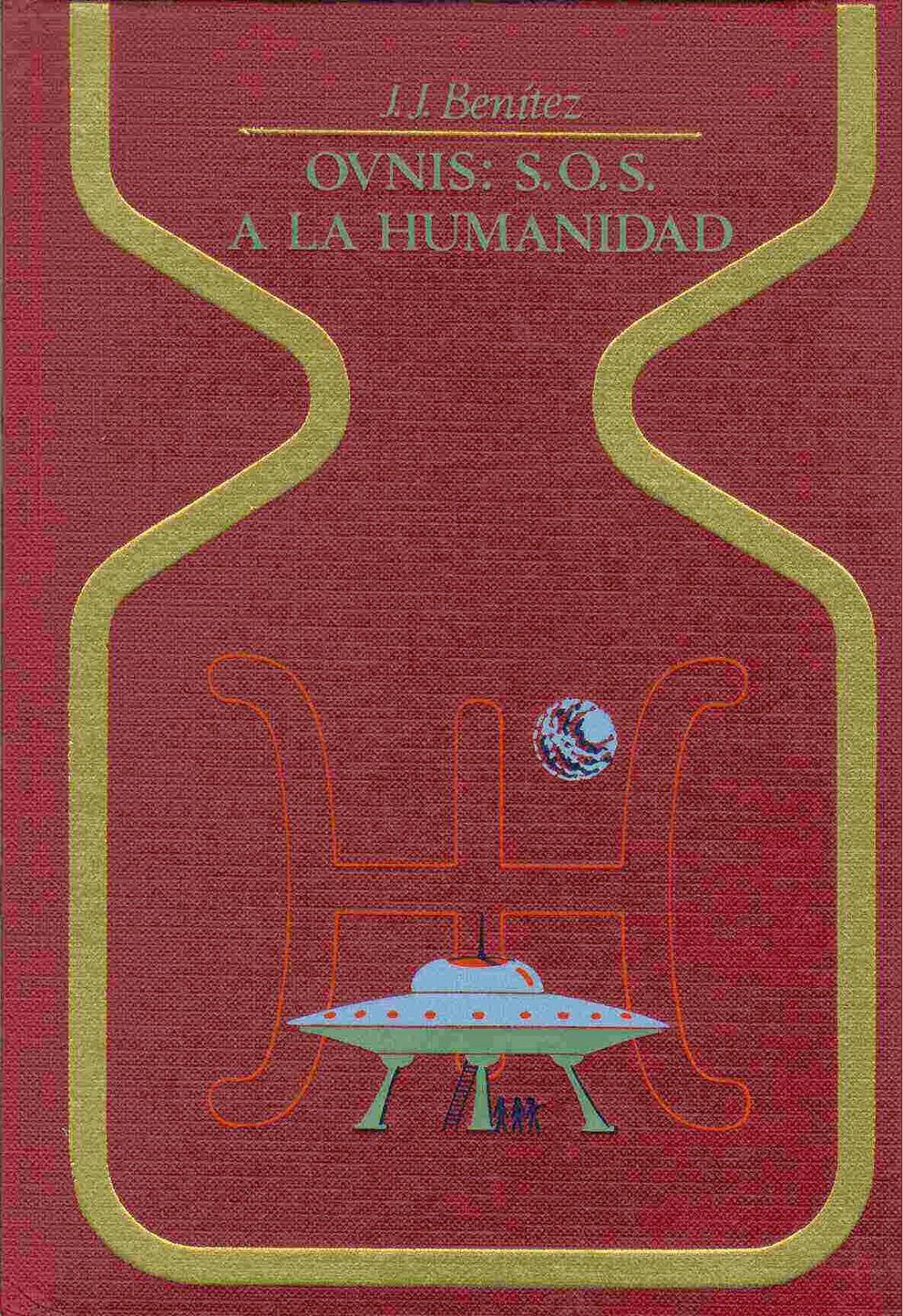 "Portada para Otros Mundos del libro ""OVNIS: S.O.S a la Humanidad"" del español J. J. Benitez"