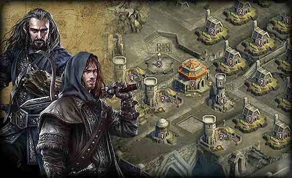 Download Free Strategy Games - Hobbit