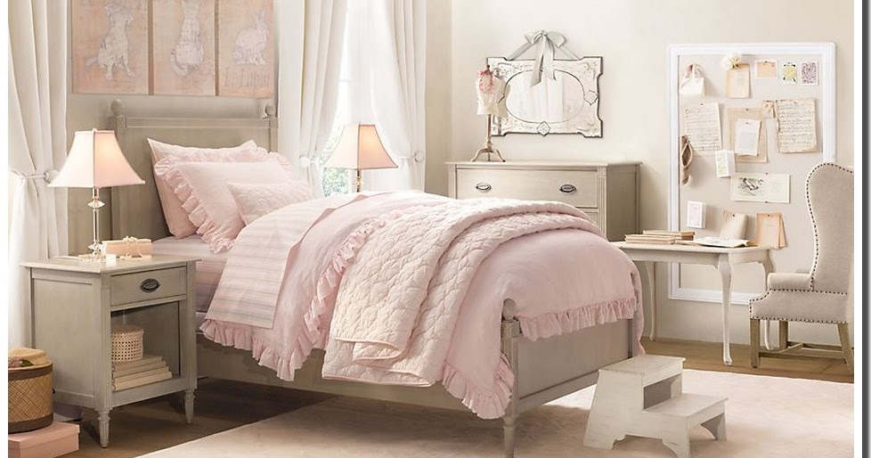 Nassima home chambre princesse en rose pastel for Chambre princesse