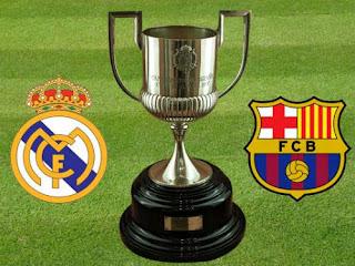 Real Madrid Vs Barcelona – Cuartos Copa del Rey
