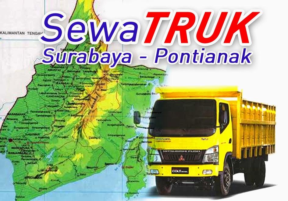 Sewa Truk Surabaya Pontianak