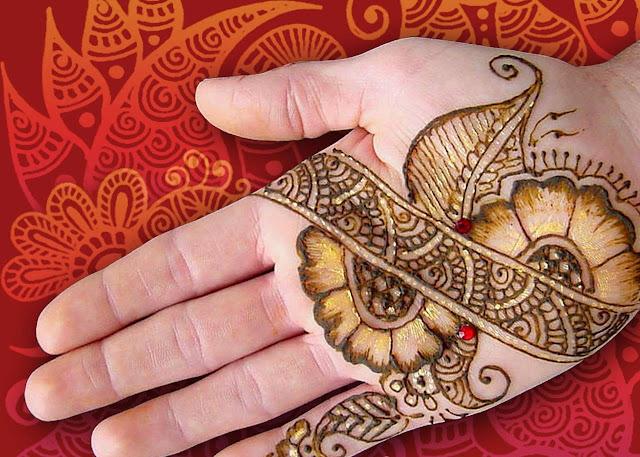 Mehndi Designs Wallpapers Free Download