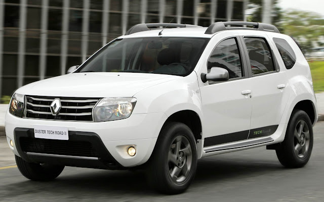 Novo Duster Tech Road II 2014