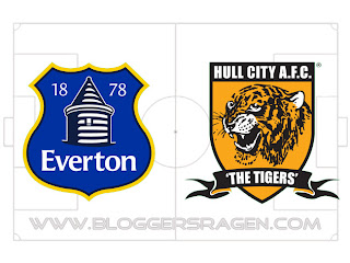 Prediksi Pertandingan Everton vs Hull City