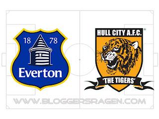Prediksi Pertandingan Everton vs Hull City